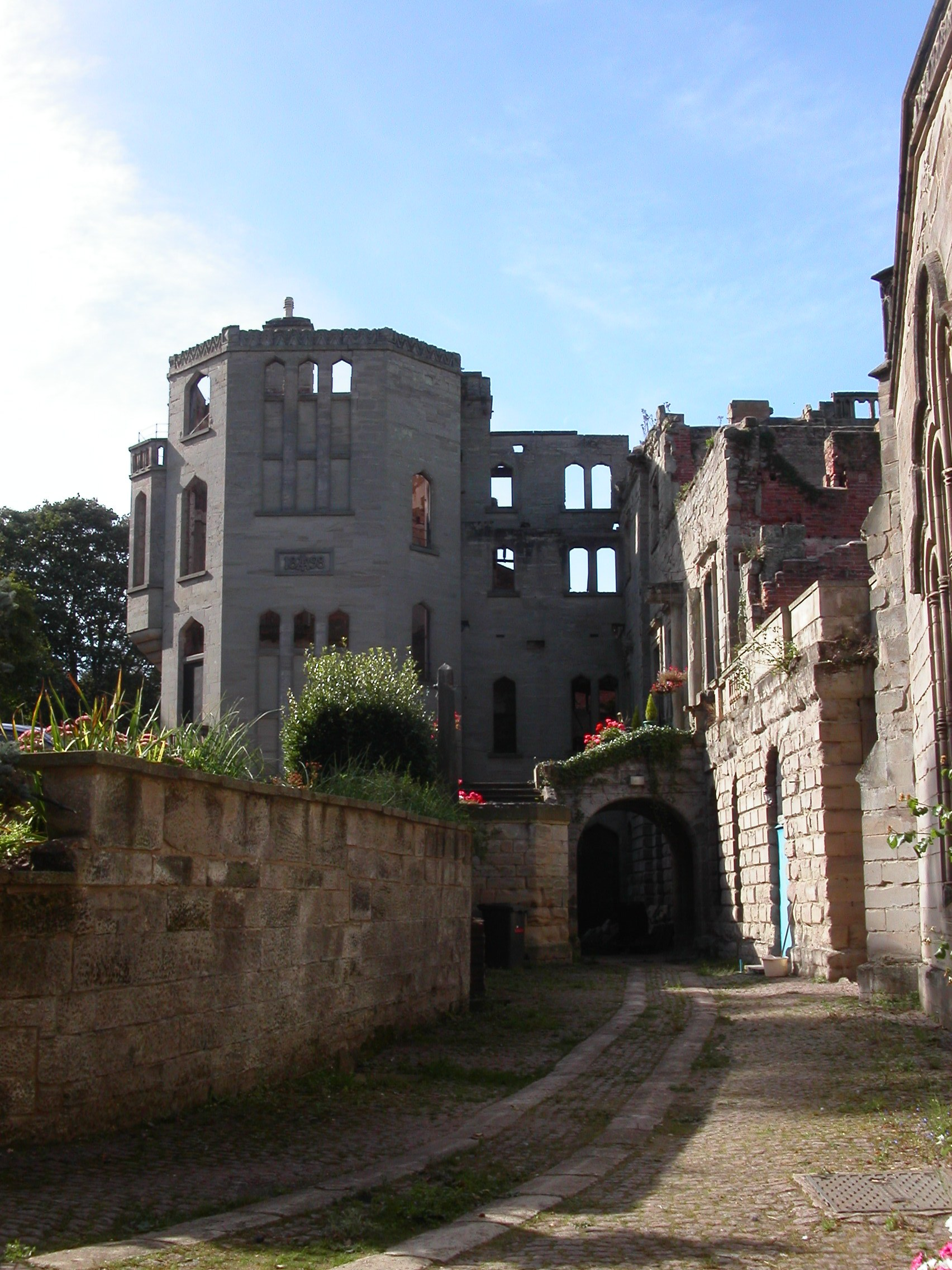 The Manor House at Guy's Cliffe (2009)