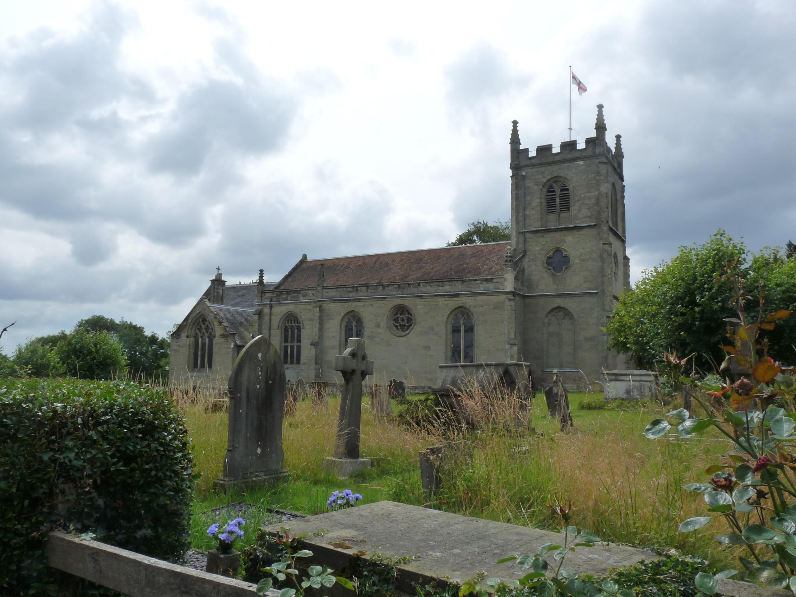 All Saints' Church, Leek Wootton