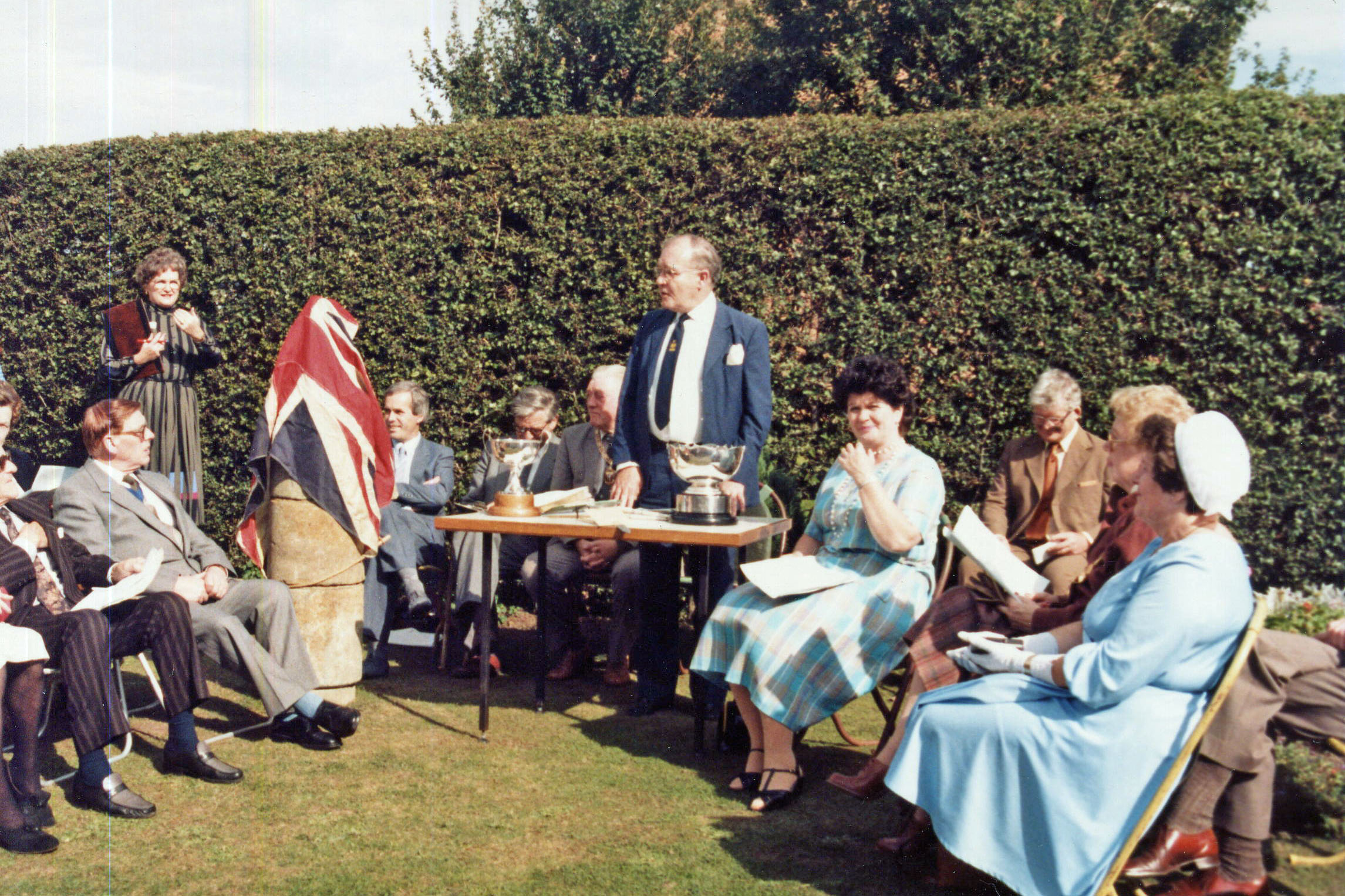 Best Kept Village Ceremony (1985)