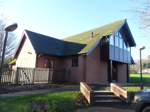 Leek Wootton Village Hall (2013)